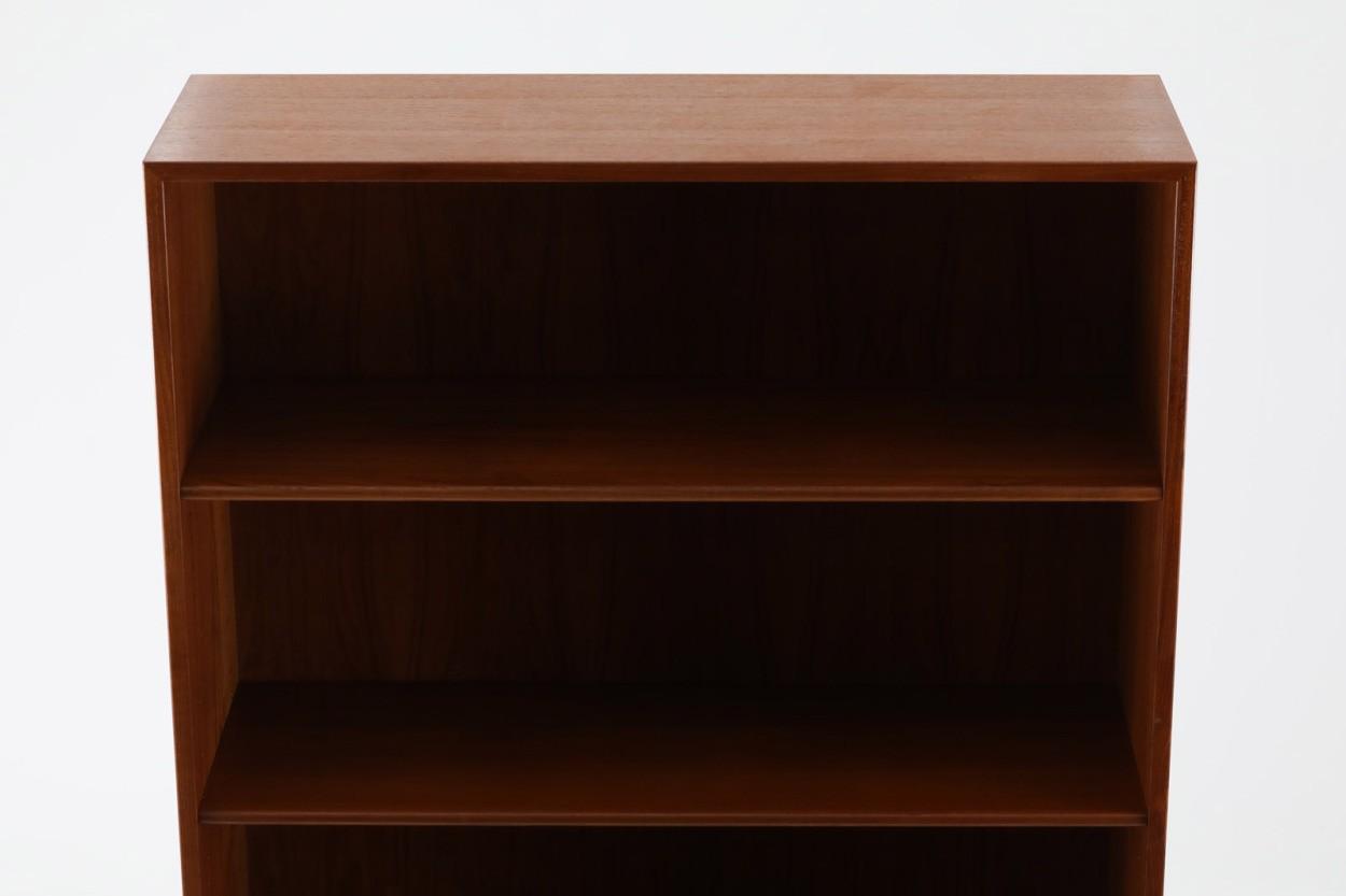 Hans J.Wegner(ハンス・J・ウェグナー) ブックシェルフ/本棚 チーク材 RY Mobler 北欧ビンテージ家具/DK11012