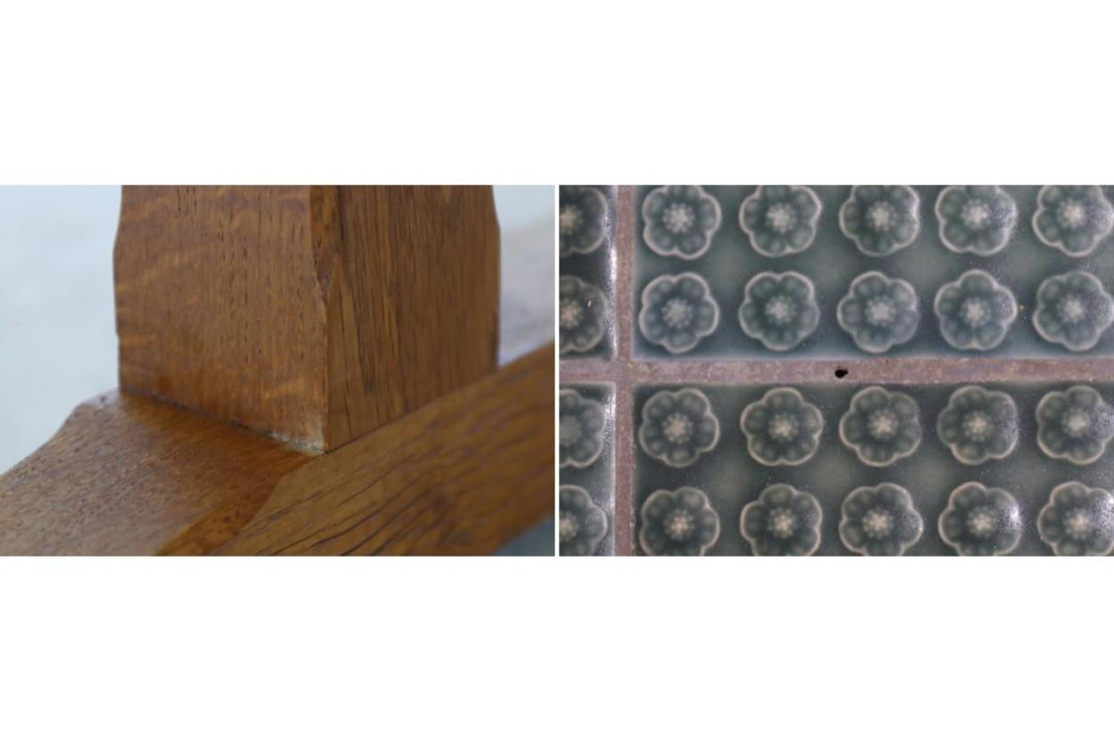 Jens H.Quistgaard(イェンス・クィストゴー)センターテーブル オーク材 北欧家具ビンテージ/DK11129