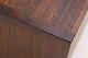 デンマーク製 壁掛けシェルフ ローズウッド材 北欧家具ビンテージ/DK9029