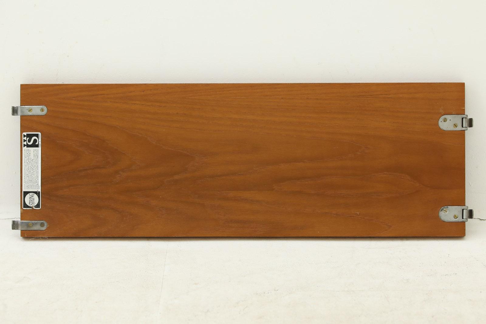 Nils Strinning(ニルス・ストリング) ストリングシェルフ チーク材 北欧家具ビンテージ/DK9825