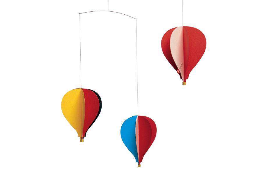 FLENSTED mobiles(フレンステッドモビール) 北欧デンマークモビール Balloon Mobile 3 バルーン気球