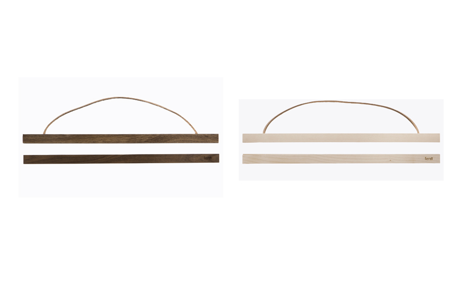 ferm LIVING(ファームリビング) ポスターハンガー Sサイズ Wood Frames