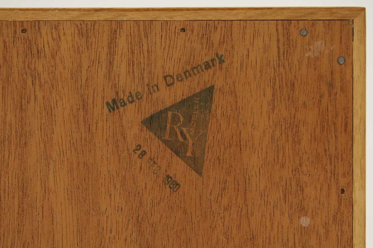 Hans J.Wegner(ハンス・J・ウェグナー) RYキャビネット/ローボード オーク材 北欧家具ビンテージ/DK10108