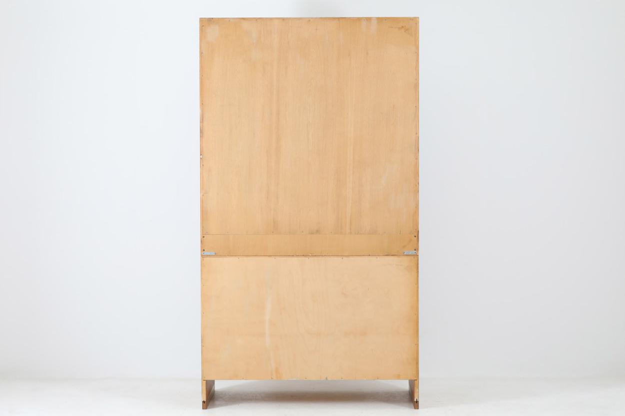 Hans J.Wegner(ハンス・J・ウェグナー) ブックシェルフ/本棚 オーク材 RY Mobler 北欧ビンテージ家具/DK12116