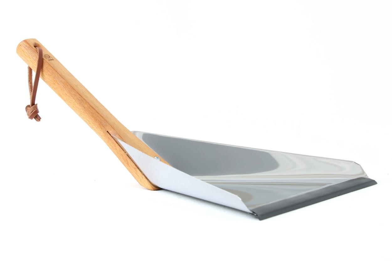 REDECKER(レデッカー) ステンレス製 三角形型のちりとり/ダストパン