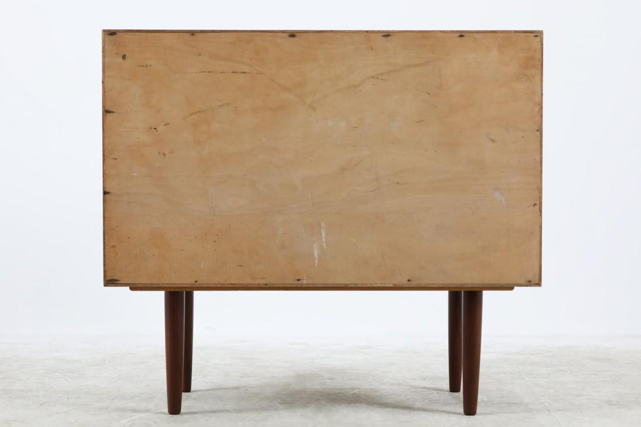 Kai Kristiansen(カイ・クリスチャンセン) チェスト4段 チーク材 デンマーク製 北欧家具ビンテージ/DK11072