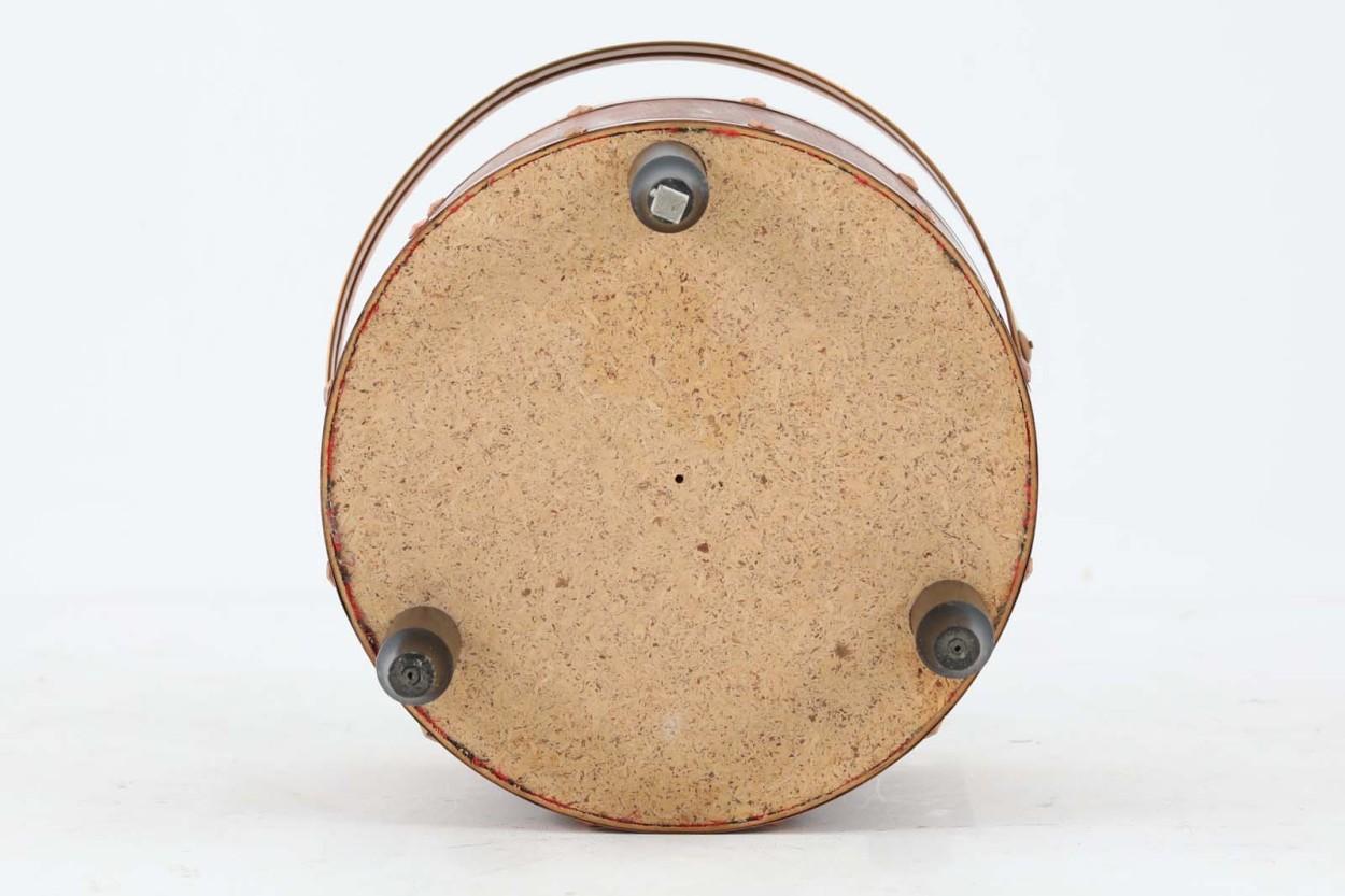 デンマーク製 ソーイングボックス チーク材 北欧家具ビンテージ/DK11675