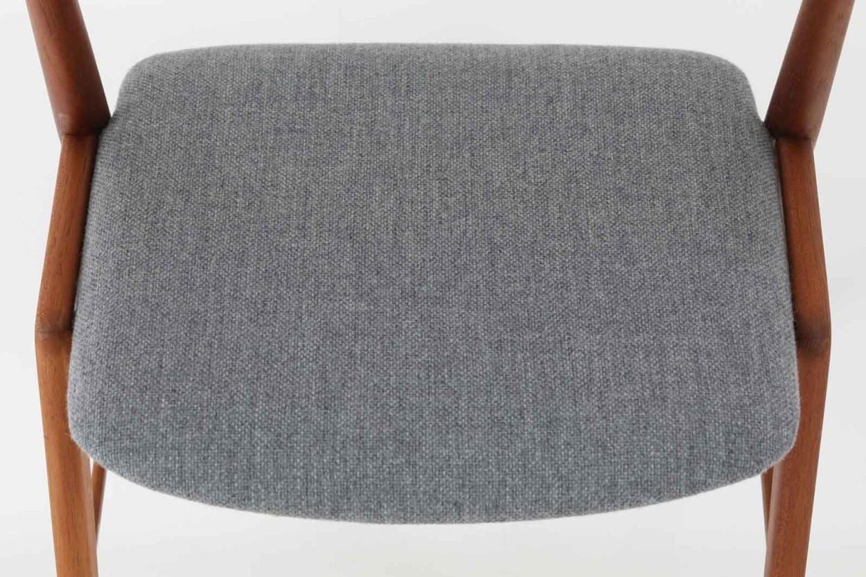 デンマーク製 Kai Kristiansen(カイ・クリスチャンセン) ネイルチェア チーク材 北欧家具ビンテージ/DK11060