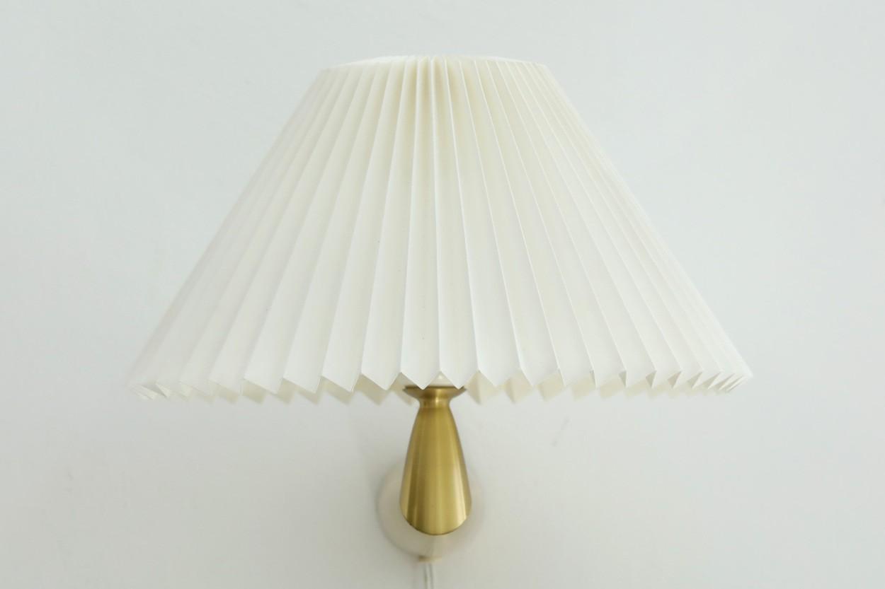 【送料無料】LE KLINT(レ・クリント) 壁掛けランプ 真鍮 北欧照明ビンテージ/DK9815