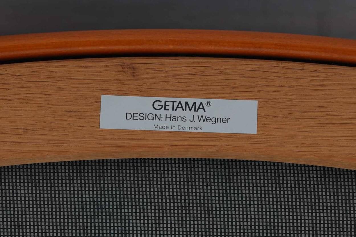 北欧家具ビンテージ GE284 ハイバックソファ ビーチ材 Hans J.Wegner(ハンス・J・ウェグナー) GETAMA/ゲタマ/DK11141