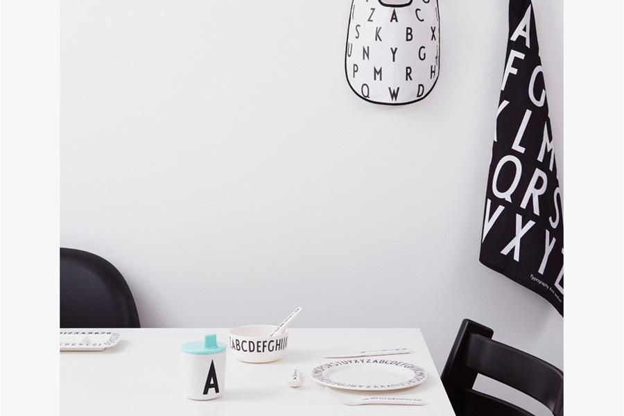 DESIGN LETTERS(デザインレターズ) Arne Jacobsen アルネ ヤコブセン メラミン製 ボウル