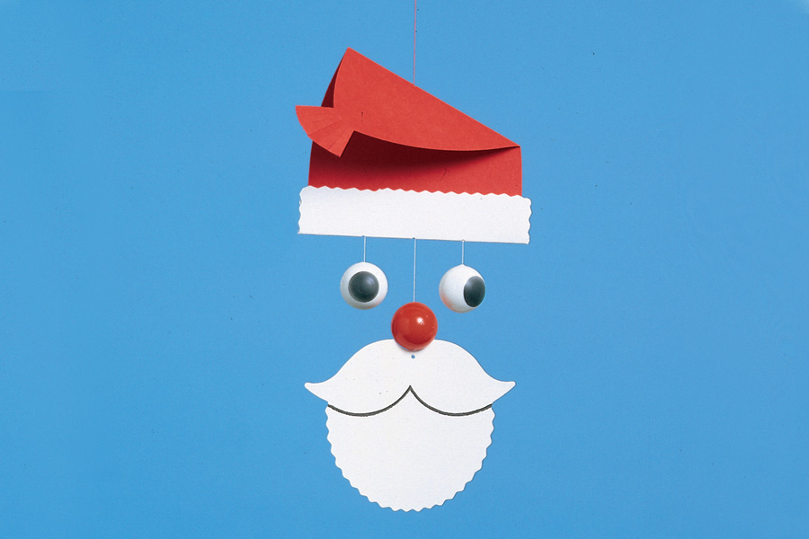 FLENSTED mobiles(フレンステッドモビール) 北欧デンマークモビール Santa Claus サンタクロース