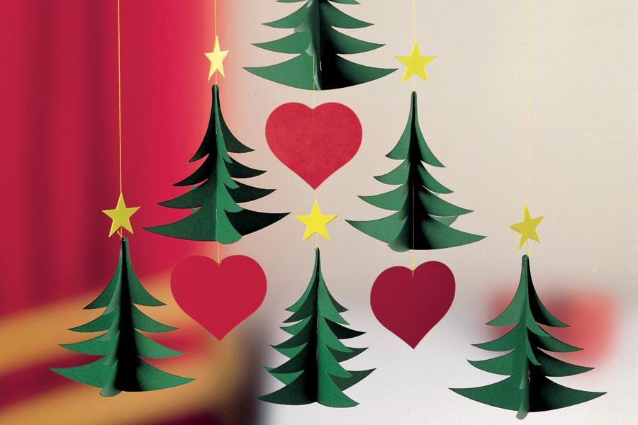FLENSTED mobiles(フレンステッドモビール) 北欧デンマークモビール Christmas Trees 6 クリスマスツリー