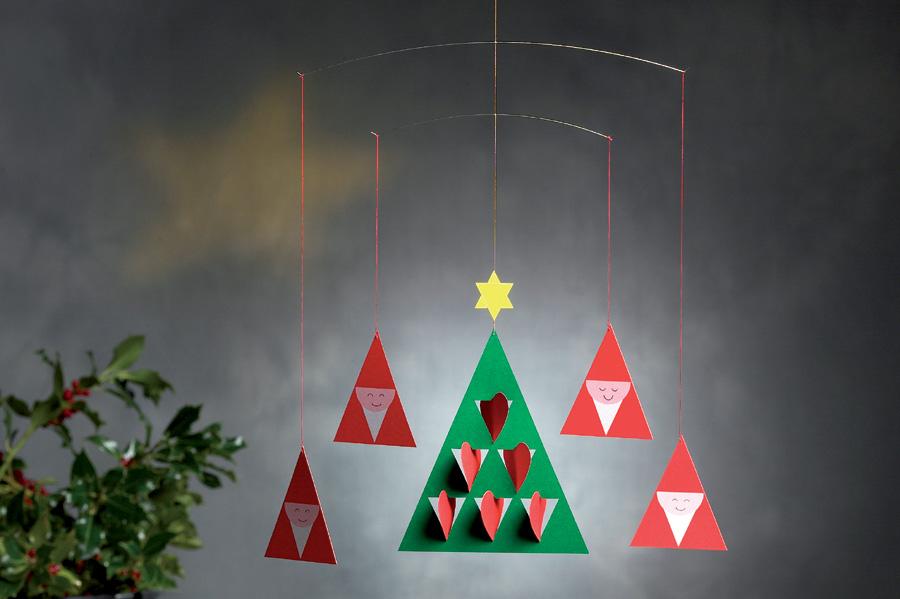 FLENSTED mobiles(フレンステッドモビール) 北欧デンマークモビール Prismas クリスマス