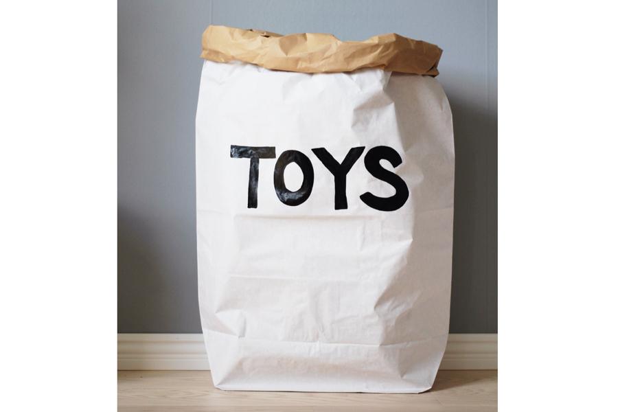 TELLKIDDO ペーパーバッグ Toys