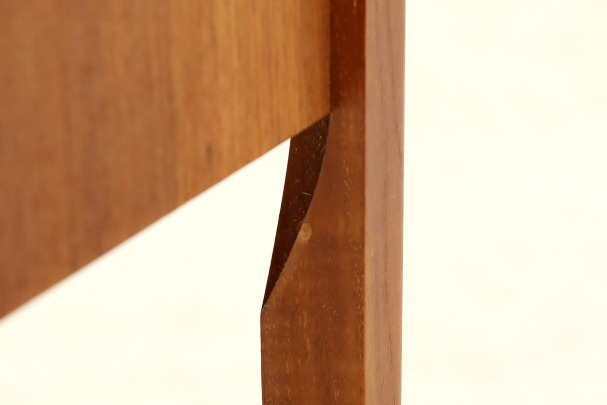 デンマーク製 チーク材 プランター 北欧家具ビンテージ/DK10317