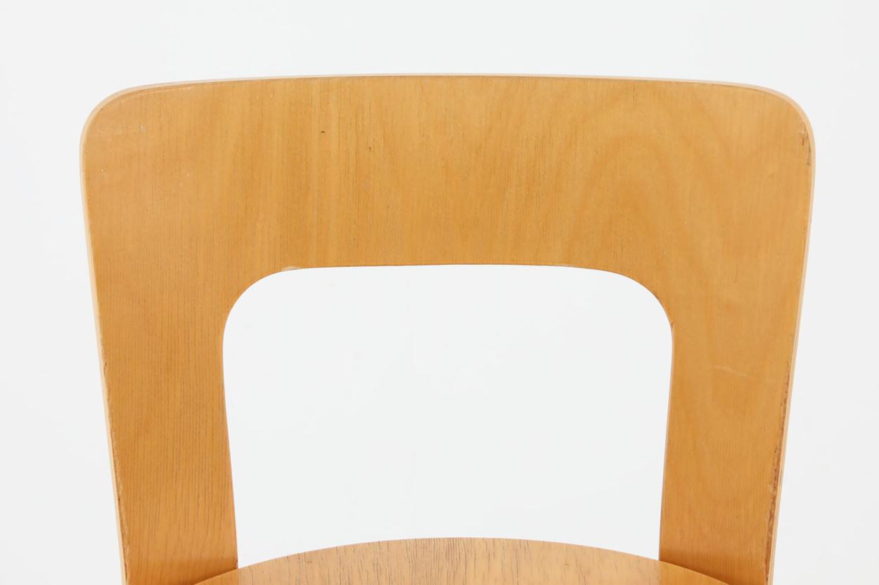 Alvar Aalto(アルヴァ・アアルト) No.65 チェア 北欧家具ビンテージ/DK11773