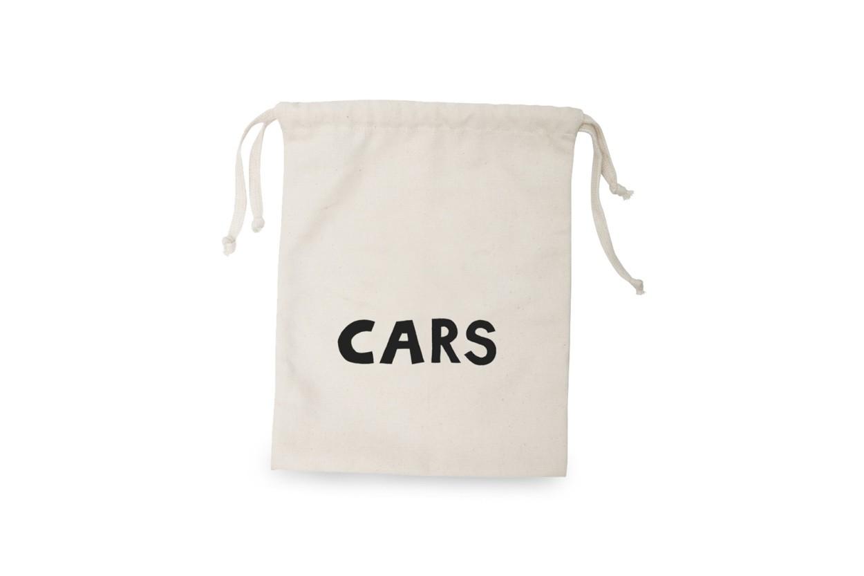 TELLKIDDO キャンバスバック Sサイズ CARS
