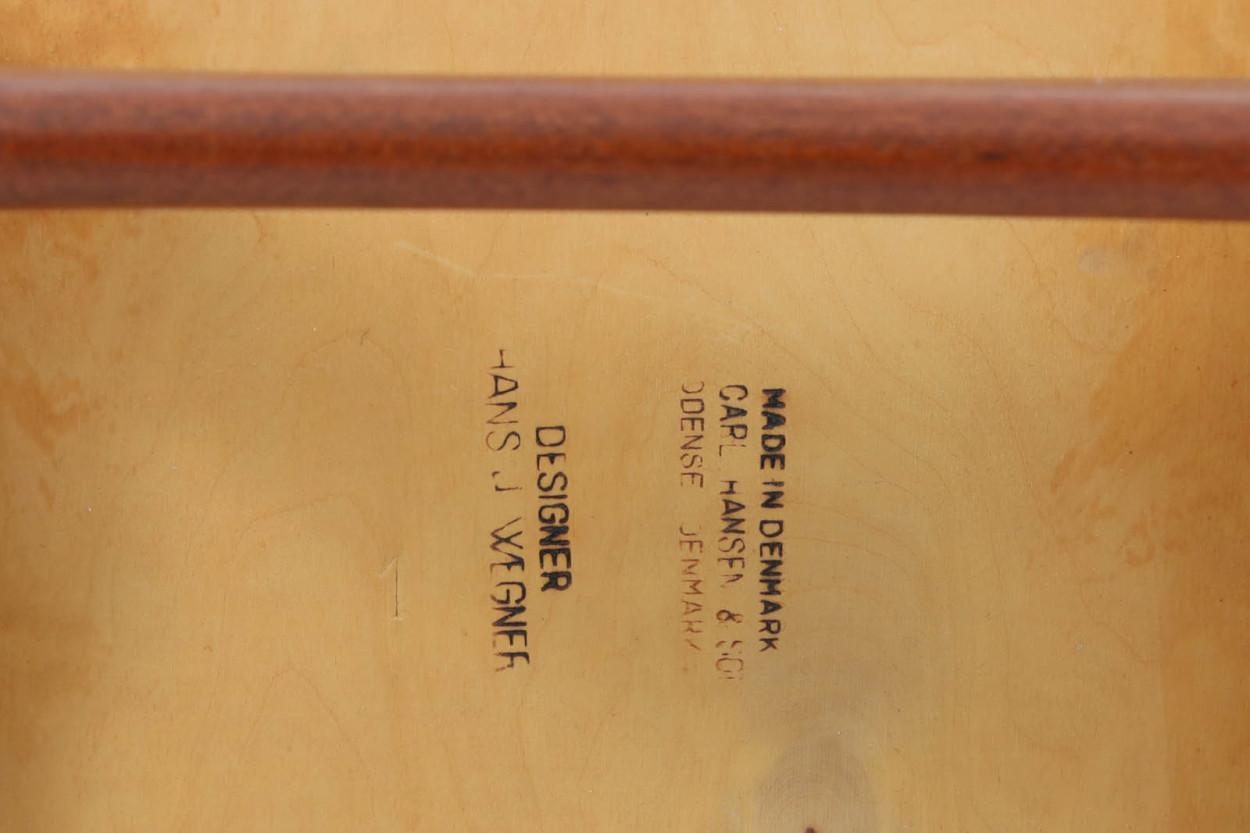 北欧家具ビンテージ CH33 チーク材 Hans J.Wegner(ハンス・J・ウェグナー)Carl Hansen & Son(カール・ハンセン&サン)/DK11712
