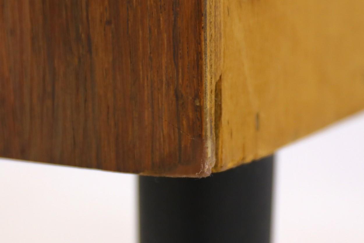 デンマーク製 3段チェスト ローズウッド材 北欧家具ビンテージ/DK10378