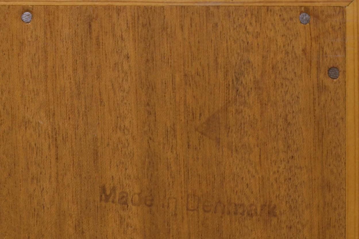 Hans J.Wegner(ハンス・J・ウェグナー) ブックシェルフ/本棚 チーク材 RY Mobler 北欧ビンテージ家具/DK10661