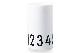 DESIGN LETTERS(デザインレターズ) Arne Jacobsen アルネ ヤコブセン フラワーベース BIG 高さ20cm