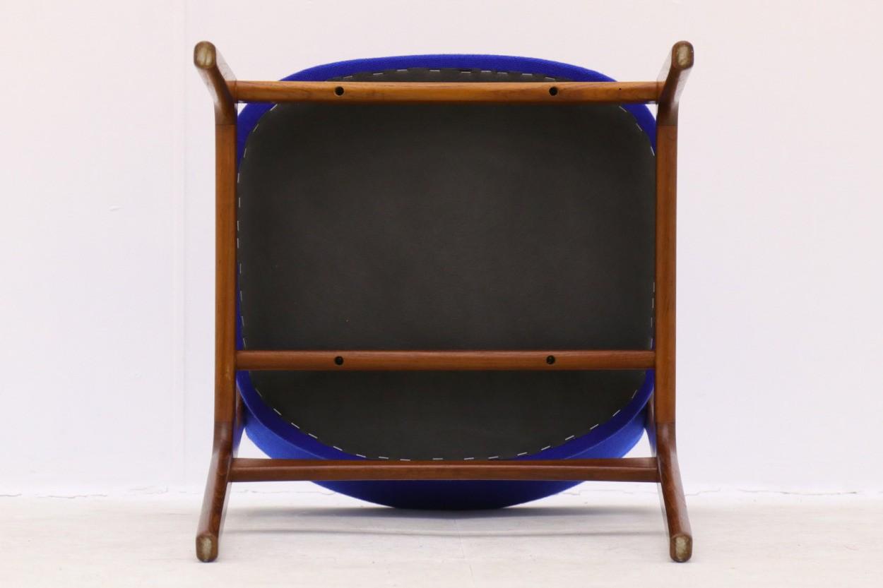 Erik Buch(エリック・バック)×Illums Bolighus(イルムス・ボリフス) チェア Model49 チーク材 デンマーク製 北欧家具ビンテージ/DK8622