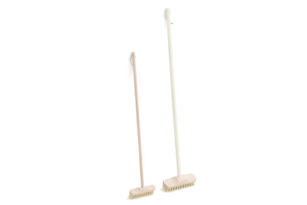 REDECKER(レデッカー) 子供用のデッキブラシ/お掃除ブラシ 74cm