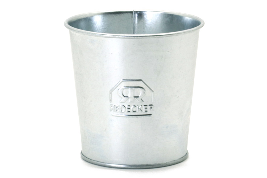 REDECKER(レデッカー) ナチュラルなトタン素材のタンブラー/小物入れ