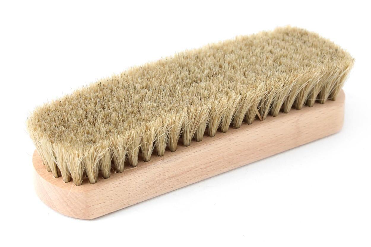 REDECKER(レデッカー) 馬毛の靴磨きブラシ 16cm