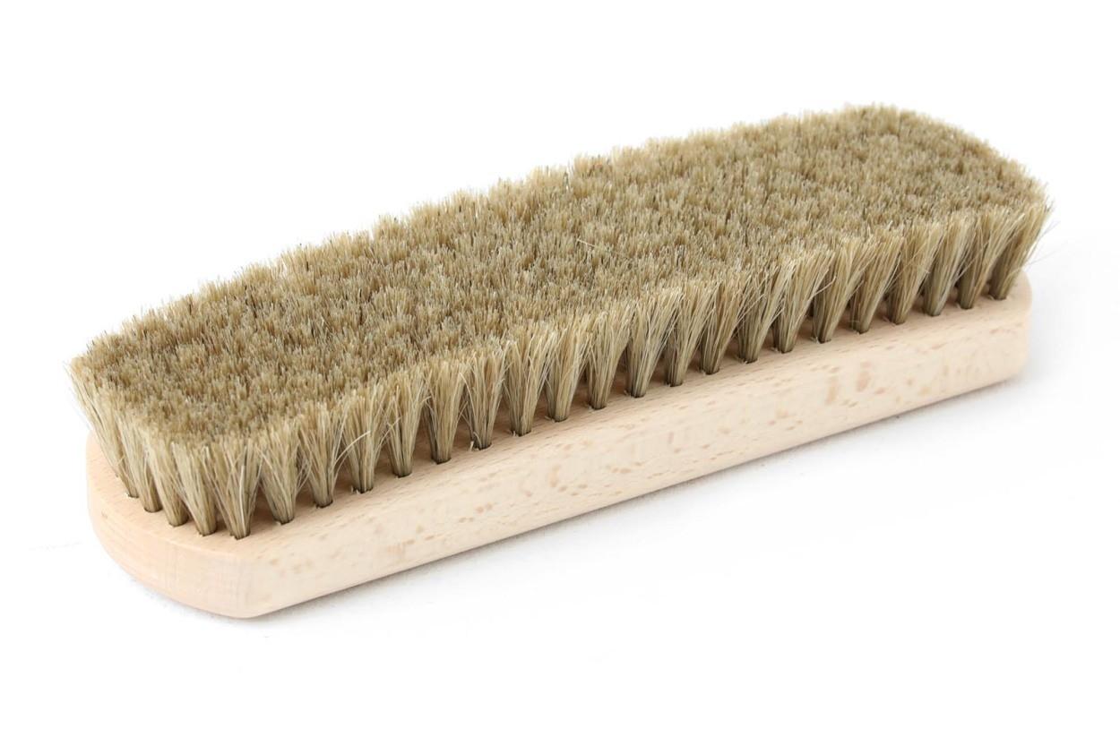 REDECKER(レデッカー) 馬毛の靴磨きブラシ 19cm