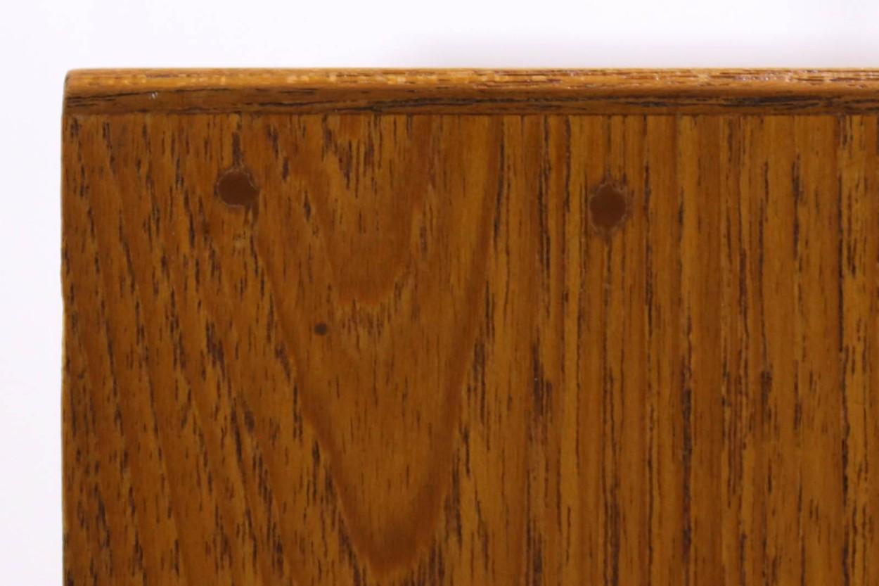 デンマーク製 チェストドレッサー チーク×オーク材 北欧家具ビンテージ/DK10326