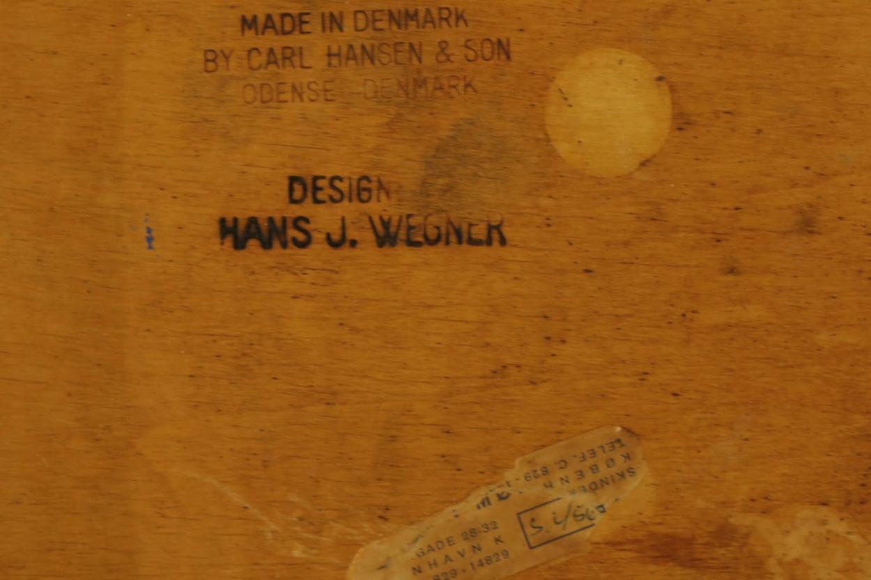 北欧家具ビンテージ CH30 オーク材 Hans J.Wegner(ハンス・J・ウェグナー)Carl Hansen & Son(カール・ハンセン&サン)/DK10926