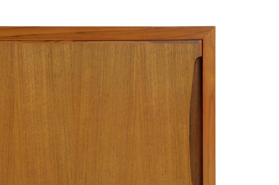 Leaf-handle テレビボード