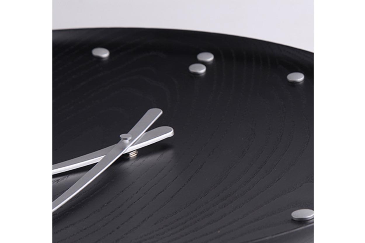 ARCHITECTMADE(アーキテクトメイド) Finn Juhl フィンユール FJ Clock 782 ブラック 掛け時計/ウォールクロック