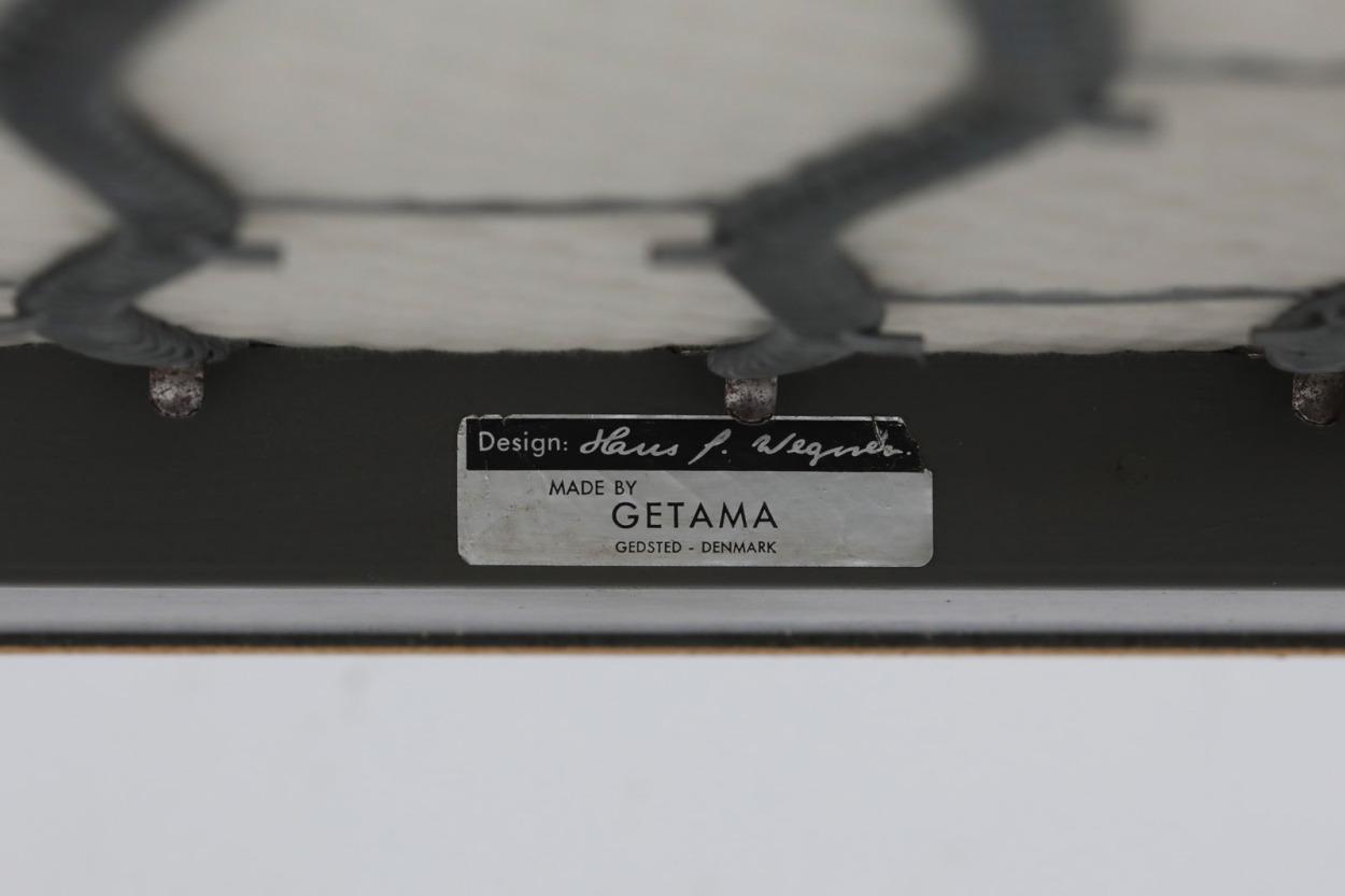 北欧家具ビンテージ GE258 デイベッド オーク材 Hans J.Wegner(ハンス・J・ウェグナー) GETAMA/ゲタマ/DK11650