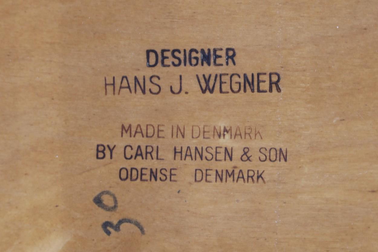 北欧家具ビンテージ CH30 チーク×オーク材 Hans J.Wegner(ハンス・J・ウェグナー)Carl Hansen & Son(カール・ハンセン&サン)/DK10136