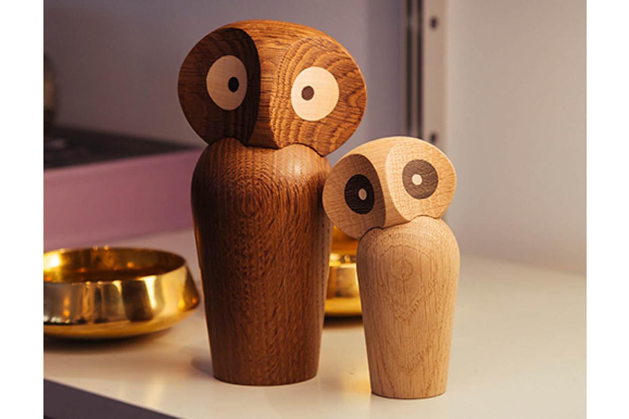 ARCHITECTMADE(アーキテクトメイド) OWL オウル Sサイズ ナチュラル