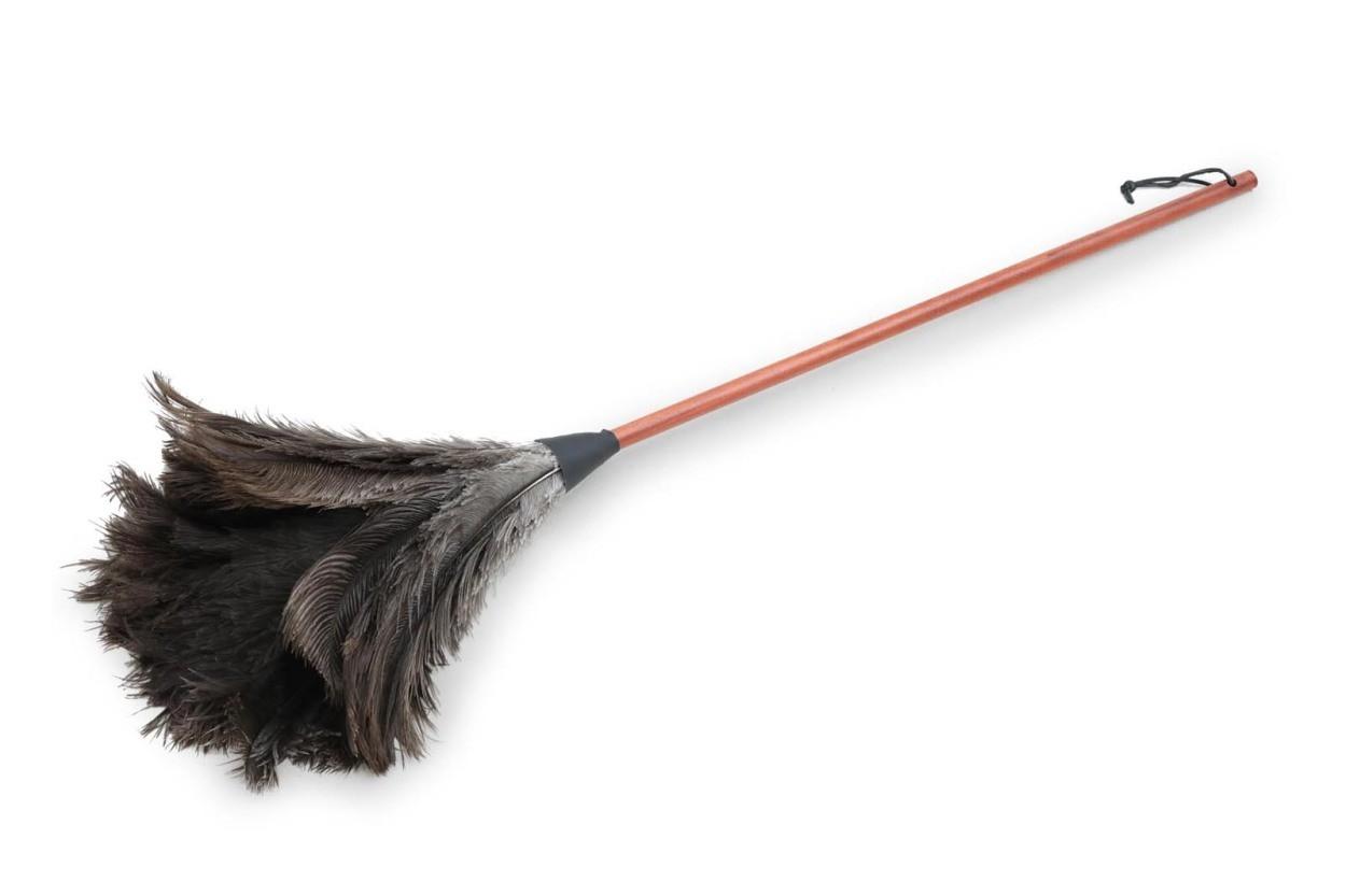 REDECKER(レデッカー) オーストリッチフェザーダスター/ダチョウ羽はたき 90cm