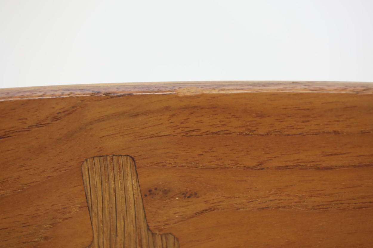 北欧家具ビンテージ CH30 チーク×オーク材 Hans J.Wegner(ハンス・J・ウェグナー)Carl Hansen & Son(カール・ハンセン&サン)/DK10390