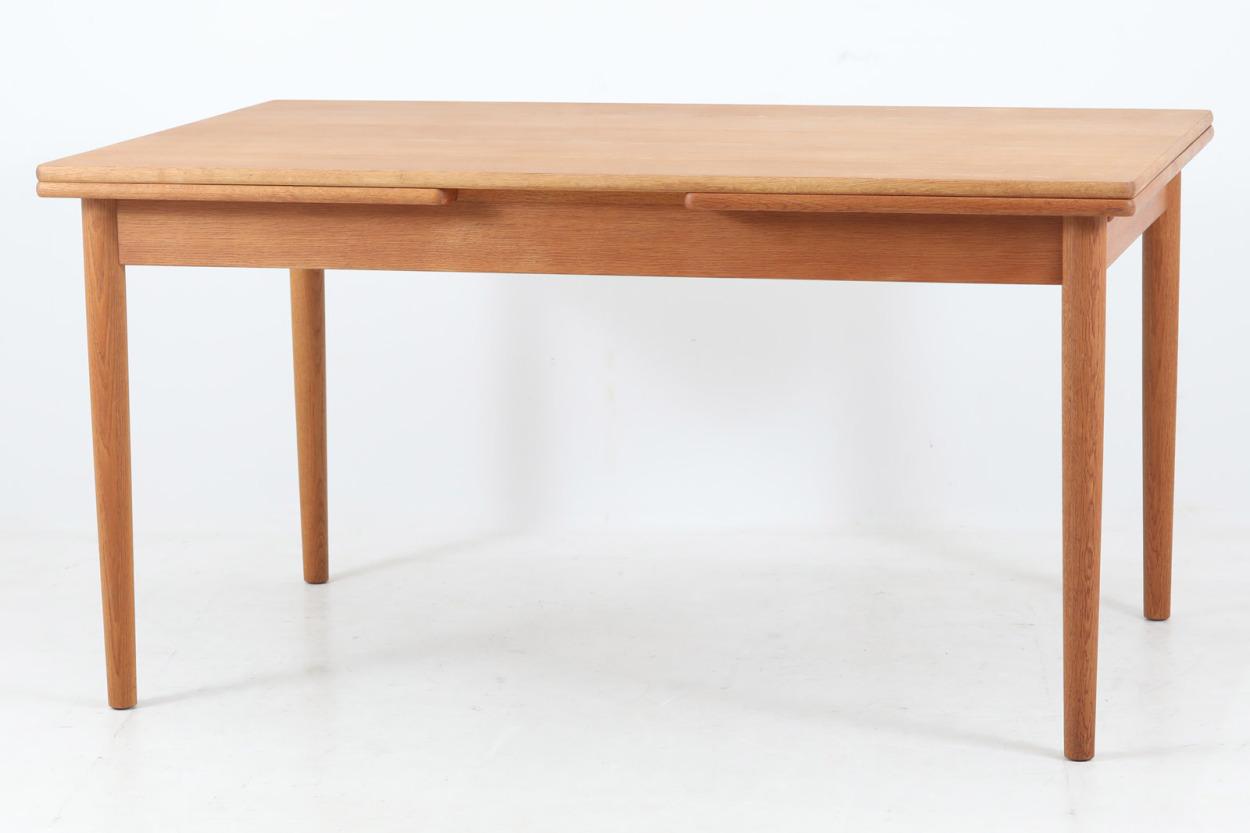 Hans J.Wegner(ハンス・J・ウェグナー) AT316 ダイニングテーブル オーク材 北欧家具ビンテージ/DK12370