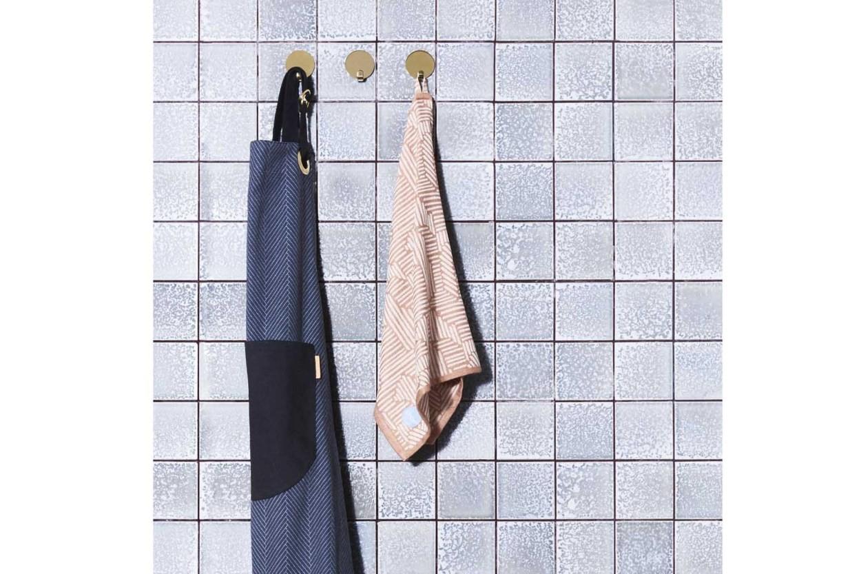 OYOY Living Design オーガニックコットン製 腰巻エプロン Momo