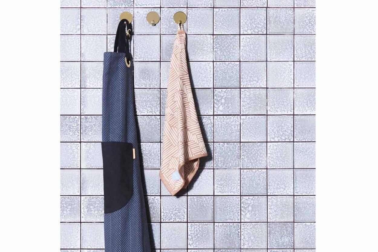 OYOY Living Design オーガニックコットン製 キッチンエプロン Momo