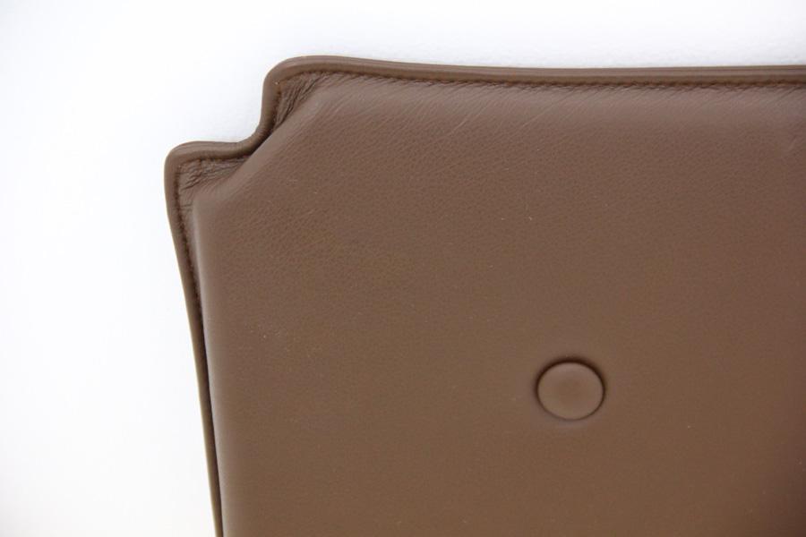 J39用本革シートパット Yチェア(CH24)にも使用可能 北欧家具ビンテージ/DK6832