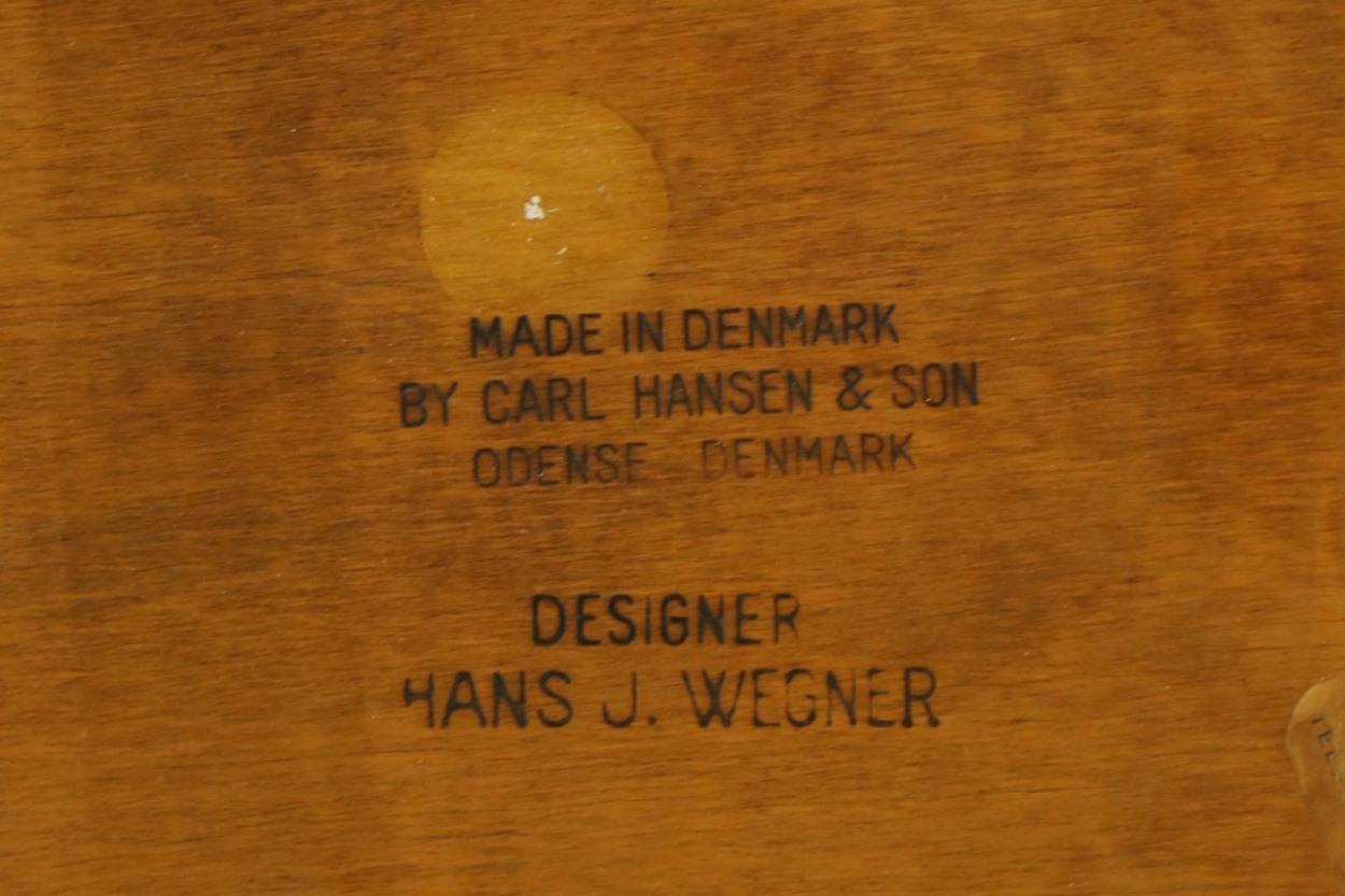 北欧家具ビンテージ CH30 オーク材 Hans J.Wegner(ハンス・J・ウェグナー)Carl Hansen & Son(カール・ハンセン&サン)/DK10921