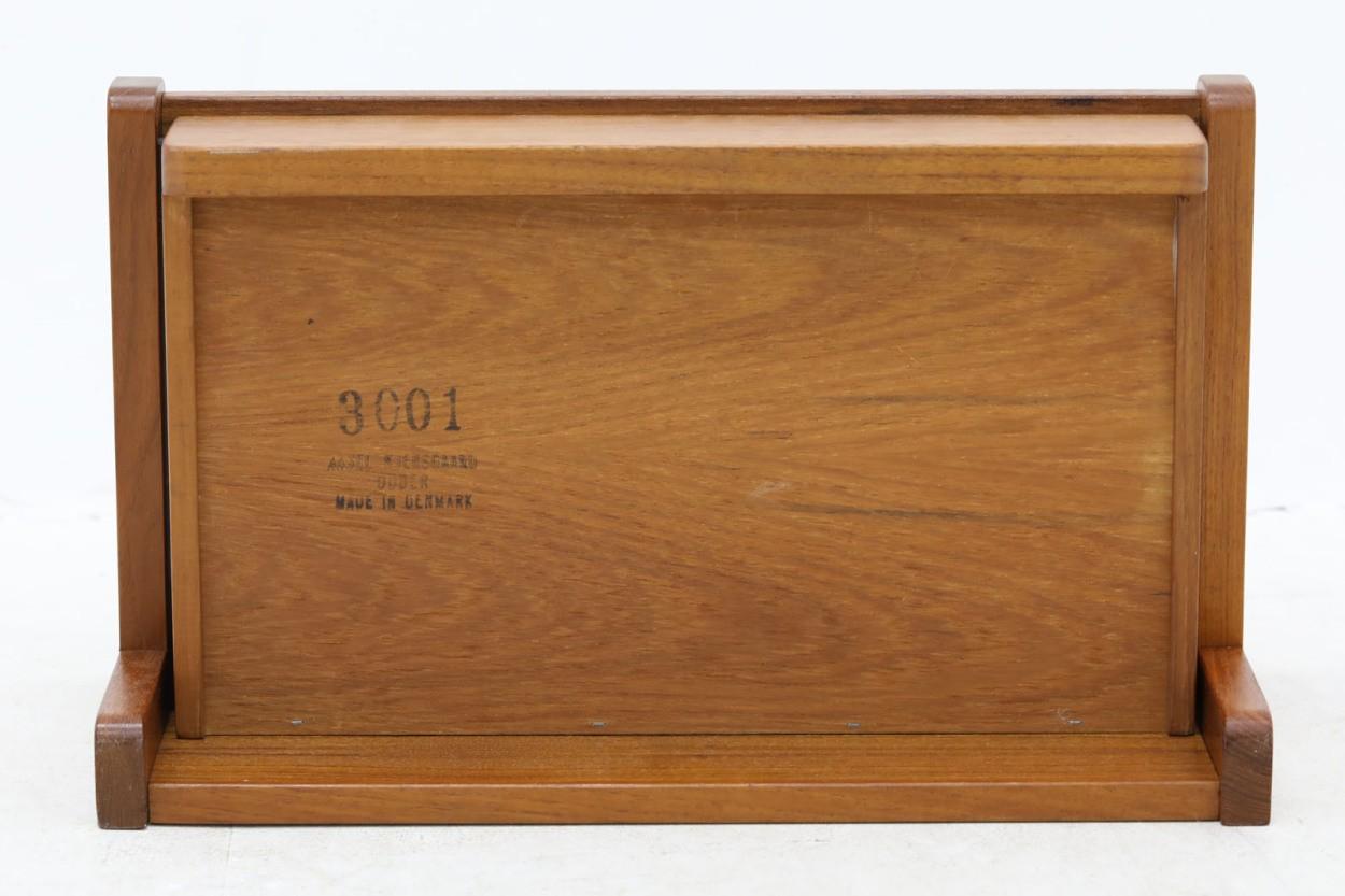 Aksel Kjersgaard(アクセル・キアスゴー) 壁掛けシェルフ Model3001 チーク材 北欧家具ビンテージ デンマーク製/DK10624