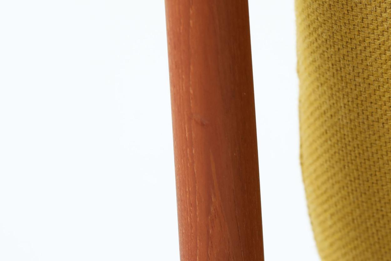 Peter Hvidt & Orla Molgaard Model130 シングルソファ チーク材 France & son デンマーク製 北欧家具ビンテージ/DK11555