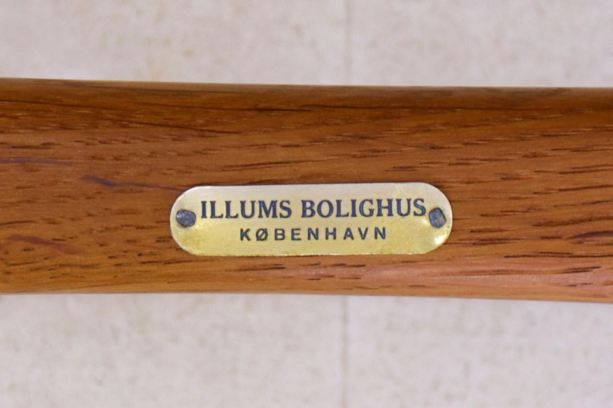 Illums Bolighus(イルムス・ボリフス) Hans J.Wegner(ハンス・J・ウェグナー) CH23 チェア Carl Hansen & Son(カール・ハンセン&サン) 北欧ビンテージ家具/DK9576