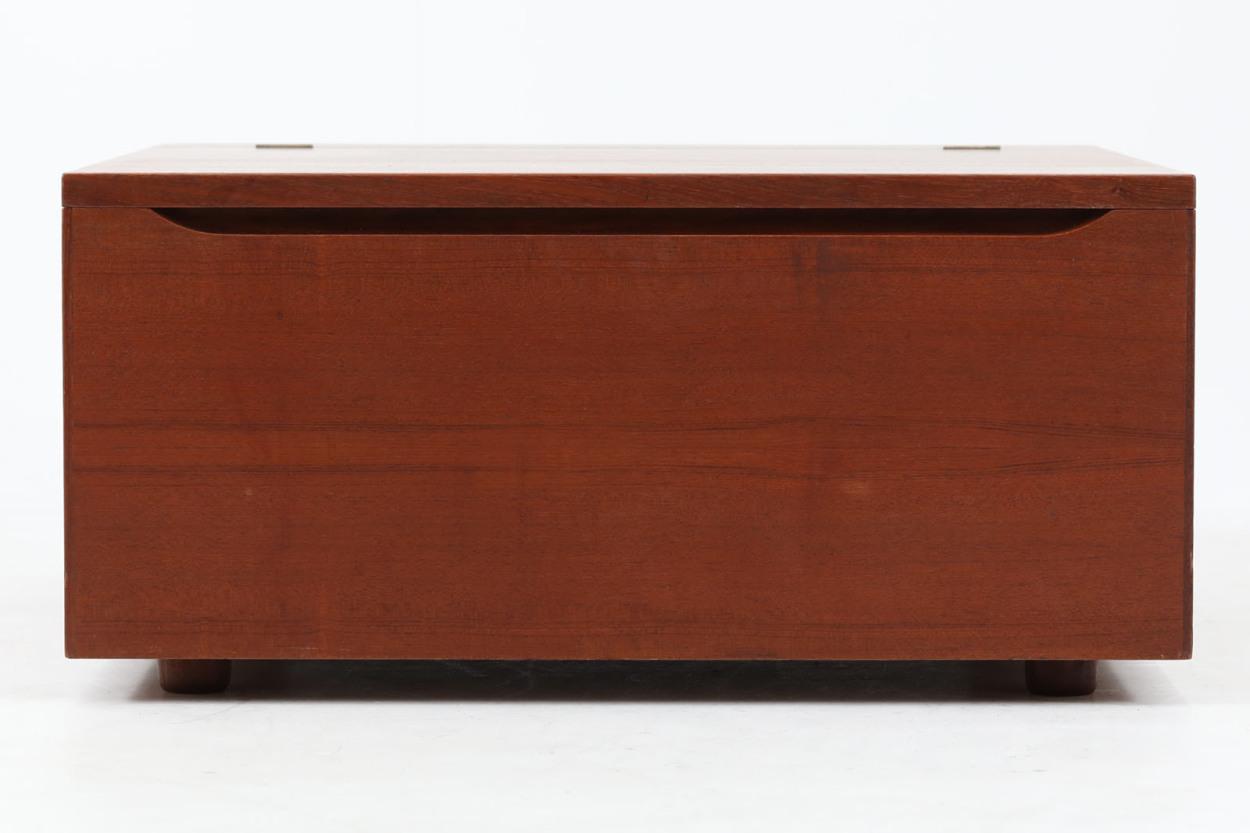 Hans J.Wegner(ハンス・J・ウェグナー) ストレージテーブル チーク材 北欧家具ビンテージ GETAMA/DK11578