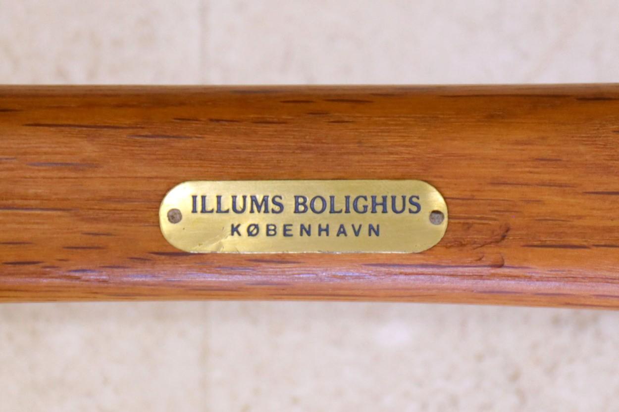 Illums Bolighus(イルムス・ボリフス) Hans J.Wegner(ハンス・J・ウェグナー) CH23 チェア Carl Hansen & Son(カール・ハンセン&サン) 北欧ビンテージ家具/DK9577